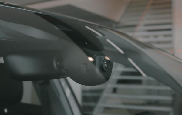 Audi Dashcam Buiten