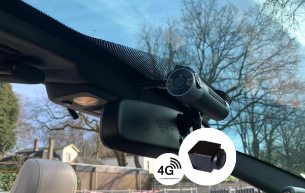 carcam 4g dual dashcam