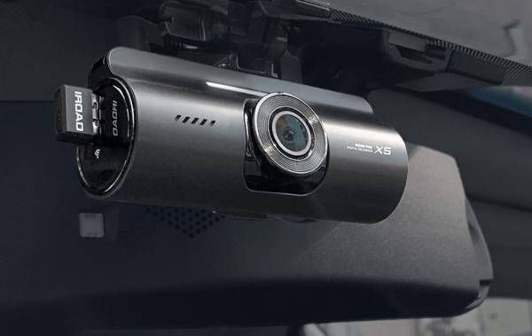 Iroad X5 Dual Dashcam 2
