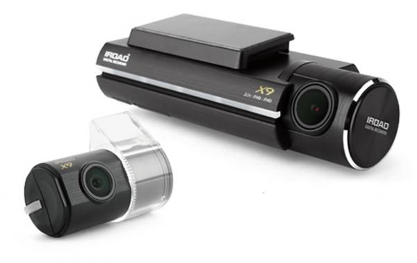 Iroad X9 Dual Dashcam 1