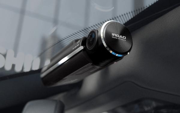 Iroad X9 Dual Dashcam 2
