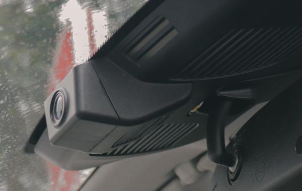 Mercedes Benz Dashcam