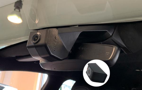Peugeot Dual Dashcam