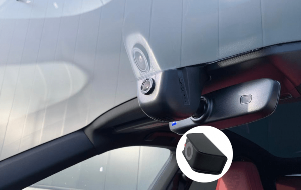 Porsche Dual Dashcam
