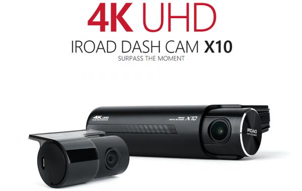Iroad X10 Dual Dashcam 6