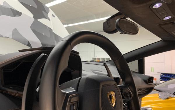 Lamborghini Dashcam 2