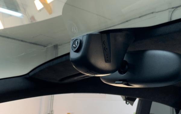 Lamborghini Dashcam