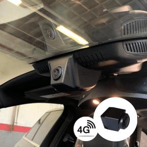 mercedes 4g blackbox dual dashcam