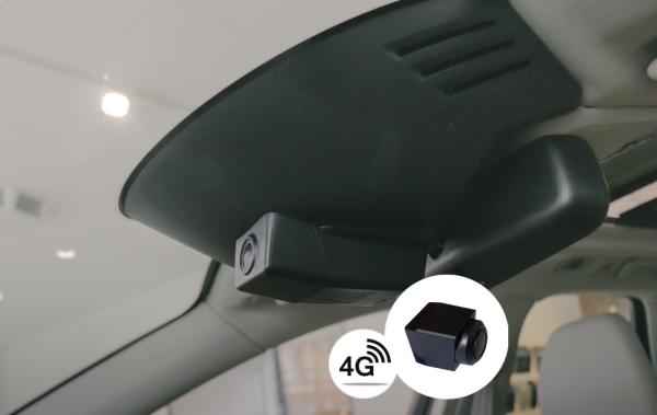 volvo 4g blackbox dual dashcam